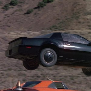 Knight Rider Turbo Boost - Give Me Liberty...or Give Me Death
